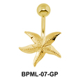 Perfect Star Fish Shaped Underwater Belly BPML-07