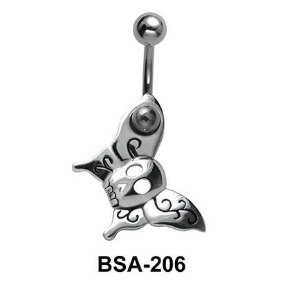 Intriguing Design Skulls & Zombies BSA-206