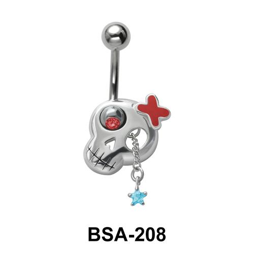 Cranky Design Skulls & Zombies BSA-208