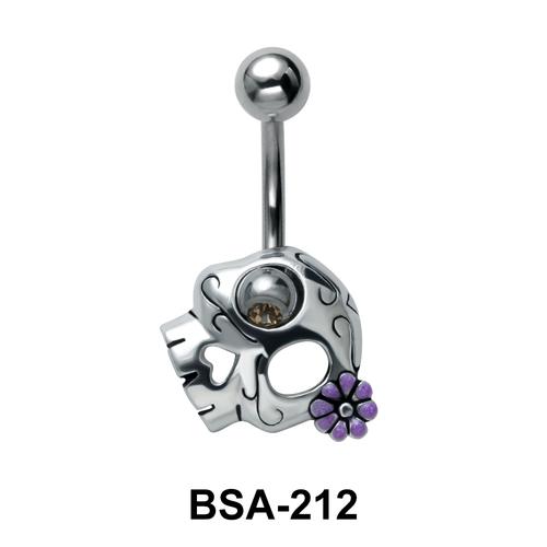 Floral Skulls & Zombies BSA-212