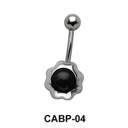 Colorful Pearl Belly Piercing CABP-04