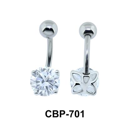 CZ Belly Piercing CBP-701