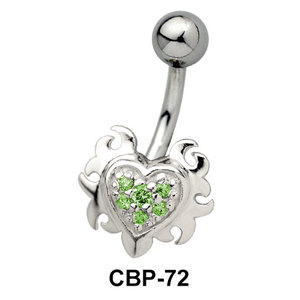 Stony Heart Belly Rings CBP-72
