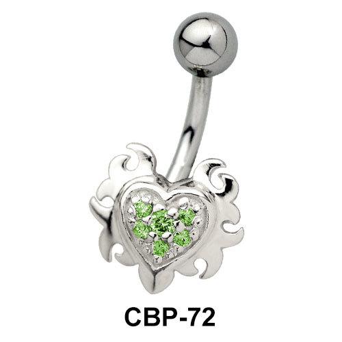 Stony Heart Belly Rings CBP-72