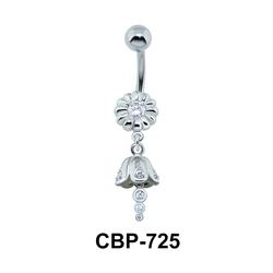 Flower Belly Piercing CBP-725