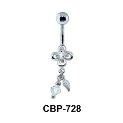 Flower Belly Piercing CBP-728