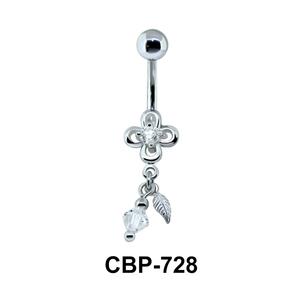Flower Belly Piercing CBP-728