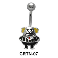 Angry Grandpa Belly Rings CRTN-07