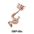 Smaller Dragon Belly Piercing DBP-08s