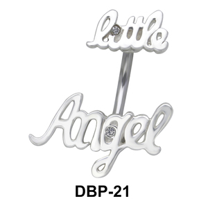 Double Belly Piercing DBP-21