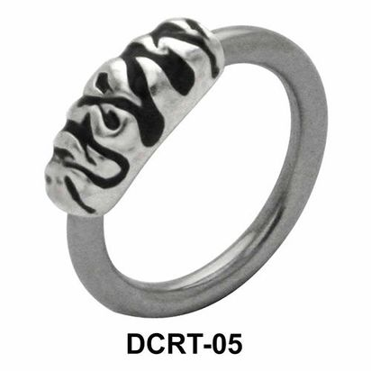 Interesting Design Belly Piercing Closure Ring DCRT-05
