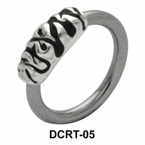 Interesting Design Belly Piercing Closure Ring DCRT-05