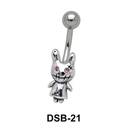 Cute Doll Belly Piercing DSB-21