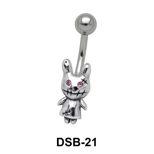 Cute Doll Belly Piercing DSB-21