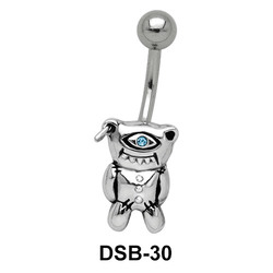 One Eyed Monster Shaped DSB-30