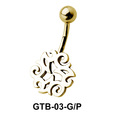 Striking Design Sweet Belly Piercing GTB-03