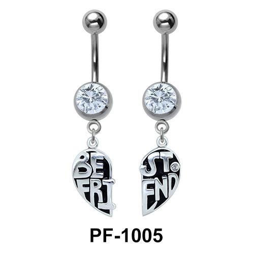 Belly Piercing PF-1005
