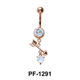 Dangling Belly Piercing PF-1291