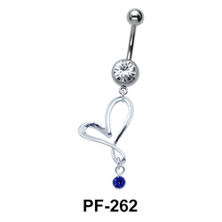 Belly Assorted Dangling PF-262
