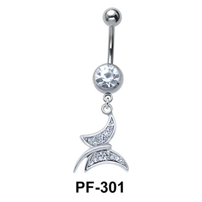 Belly Assorted Dangling PF-301