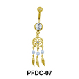 Belly Piercing PFDC-07