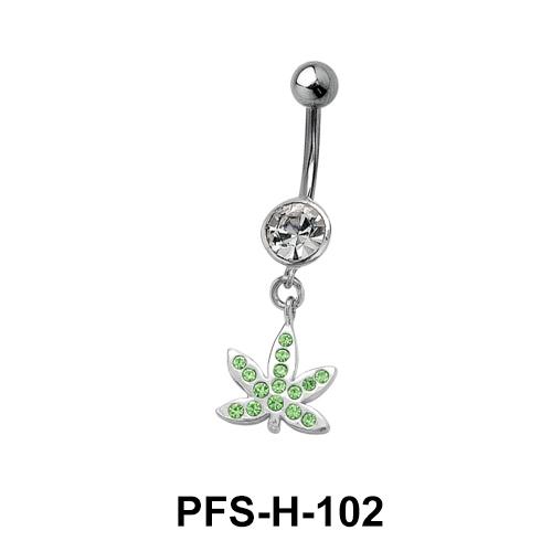 Belly Piercing PFS-H102