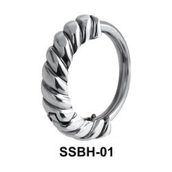 Twisty Belly Huggie SSBH-01