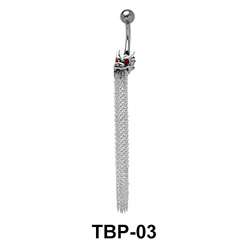 Belly Piercing Dangling TBP-03