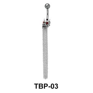 Belly Piercing Dangling TBP-03