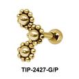 Flower Helix Piercing TIP-2427