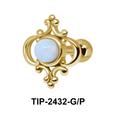 Opal Helix Ear Piercing TIP-2432