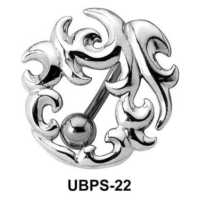 Exclusive Design Upper Belly Piercing UBPS-22