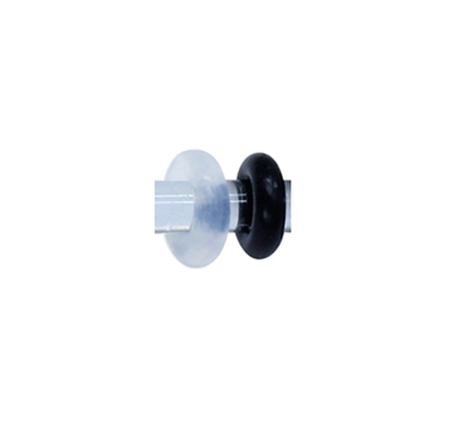 Rubber Ring for Glass Barbell