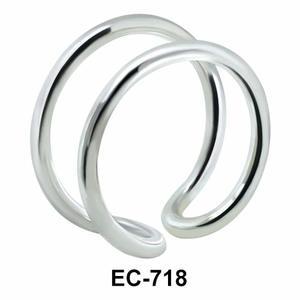 Plain n Simple Ear Clips EC-718