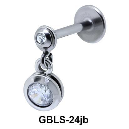 Stone Encircled External Dangling GBLS-24jb