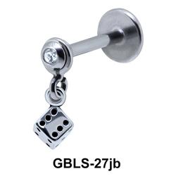 Dice Shaped External Dangling GBLS-27jb