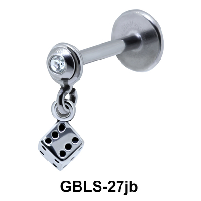 Dice Shaped External Dangling GBLS-27jb