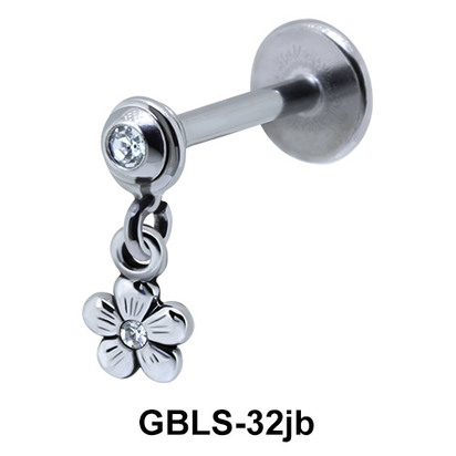 Flower Shaped External Dangling GBLS-32jb