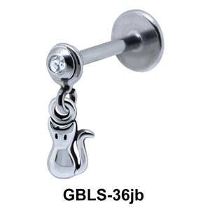 Kitten Shaped External Dangling GBLS-36jb