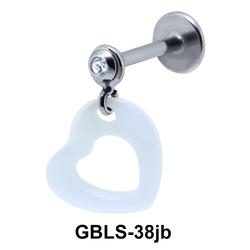 Hollow Heart External Dangling GBLS-38jb