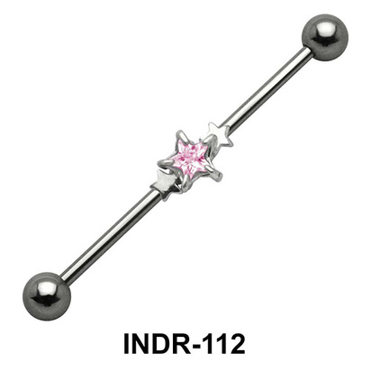 Starry Industrial Piercing INDR-112