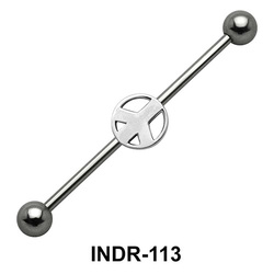 Round Wheel Industrial Piercing INDR-113