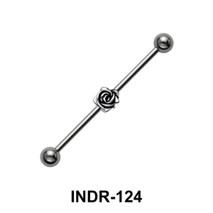 Rose Industrial Piercing INDR-124