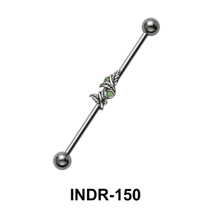 Leaves Industrial Piercing INDR-150