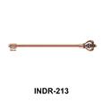 Scepter Shaped Keys Ear Piercing INDR-213