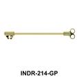 Keys Industrial Piercing INDR-214