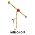 Industrial Chain with Heart and Arrow INER-04