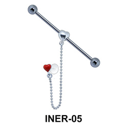 Industrial Chain with Heart Design INER-05