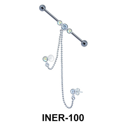 Stone Set Industrial Chain INER-100