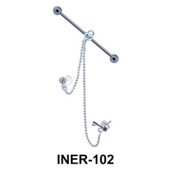 Industrial Chain with Key Shaped INER-102